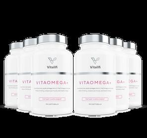 VitaOmega - 6 Bottles